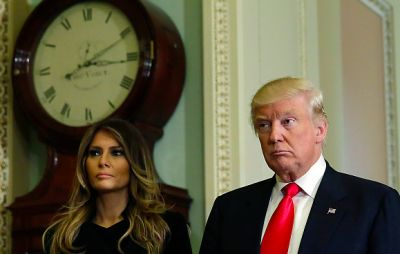 melania trump in Examining The Top Women In The Trump Presidency