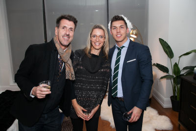 adrian radomski in Cocktails, Design, and Holiday Cheer with Cathy Hobbs and Jacky Teplitzky