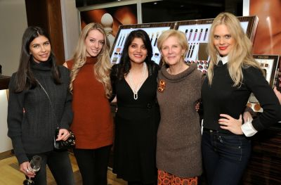 Dr. Lara Devgan Scientific Beauty Pop-up Shop & Holiday Reception at Bergdorf Goodman