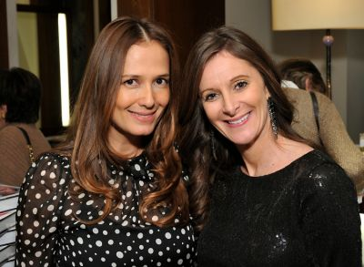 claudia avendano in Dr. Lara Devgan Scientific Beauty Pop-up Shop & Holiday Reception at Bergdorf Goodman