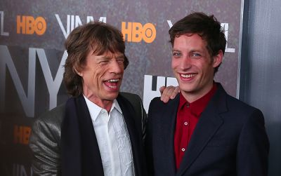 mick jagger in A Groupie's Guide To Hot Rock Star Sons
