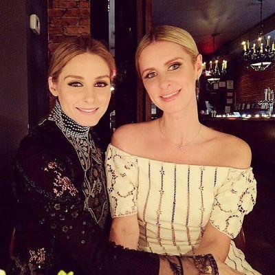 Olivia Palermo, Nicky Hilton Rothschild