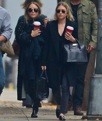 ashley olsen in 8 Reasons To Never, Ever Give Up Coffee