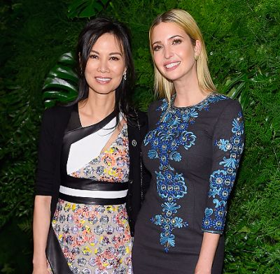 ivanka trump in A Look At Ivanka Trump's Best Friend, Wendi Murdoch