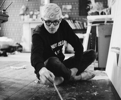 david hockney in In Praise Of David Hockney: Both Artist & Muse