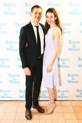 linse rose-kelbe in The 6th Annual Silver & Gold Winter Party To Benefit Roots & Wings