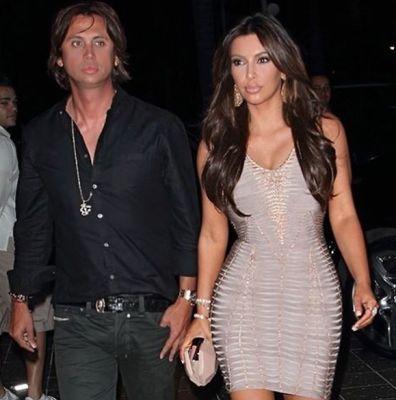 Jonathan Cheban, Kim Kardashian