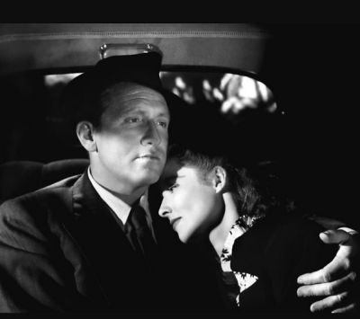 spencer tracy in The Most Iconic Couples Ever Talk Love