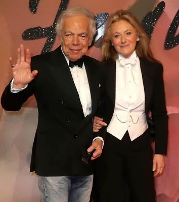 ricky lauren in The Most Iconic Couples Ever Talk Love
