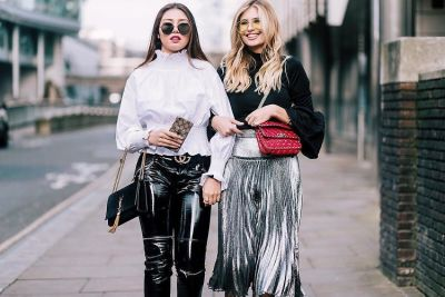 The Best Street Style Looks From London Fashion Week AW17