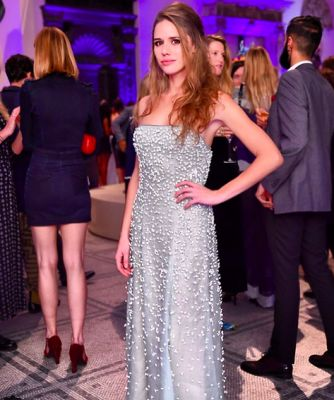 alessandra balazs in The 25 Hottest Socialites In NYC: 2017 Edition
