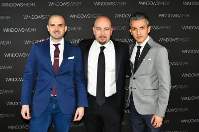jon harari-ii in 5th Annual WindowsWear Awards