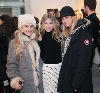 chole richards in Riley Versa Launch Party