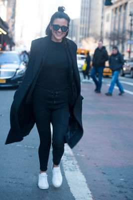 ami clifford in NYFW Street Style 2017: Day 6
