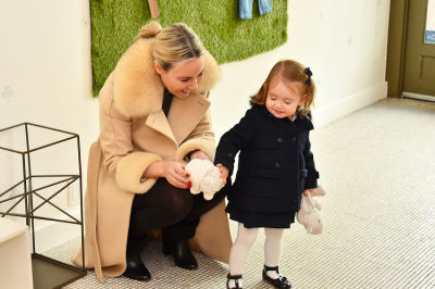 elizabeth kurpis in Bonpoint & The Society Of Memorial Sloan Kettering's 26th Annual Bunny Hop