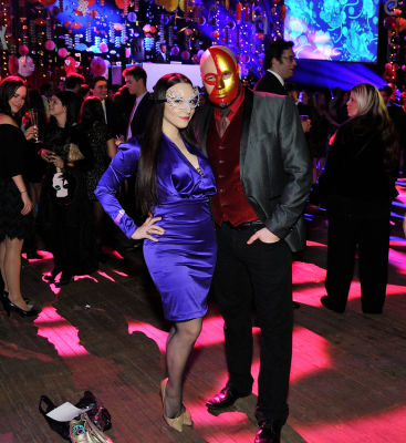 janel tanna in The Jewish Museum Purim Ball 2017 After Party