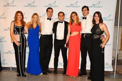 gillian cronin in Hark Society's 5th Emerald Tie Gala (Part I)