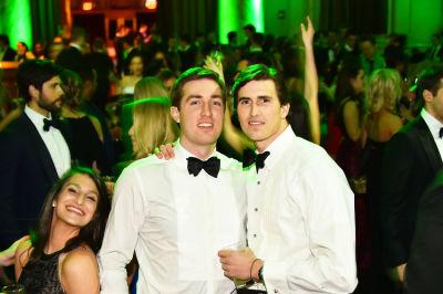 ben ross in Hark Society's 5th Emerald Tie Gala (Part II)