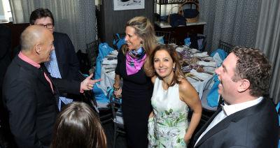 Ohana & Co Success for Progress luncheon 2017 with Kara Ross and Susan Rockefeller