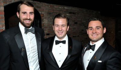 matthew nigro in 6th Annual Gold Gala: An Evening for St. Jude - Part 1