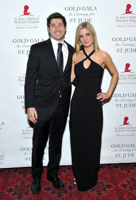 elise runde-voss in 6th Annual Gold Gala: An Evening for St. Jude - Part 1