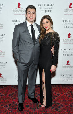 josh marin in 6th Annual Gold Gala: An Evening for St. Jude - Part 1