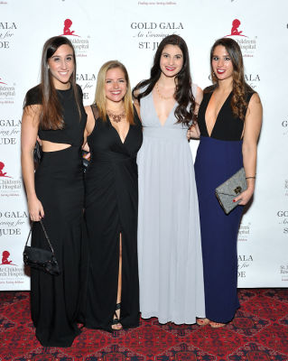 caroline farkas in 6th Annual Gold Gala: An Evening for St. Jude - Part 1
