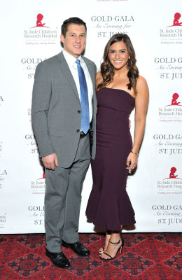 jenna larocco in 6th Annual Gold Gala: An Evening for St. Jude - Part 1