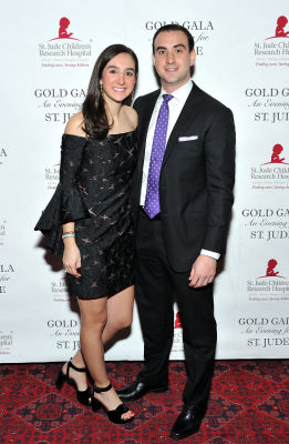 justin cerra in 6th Annual Gold Gala: An Evening for St. Jude - Part 1