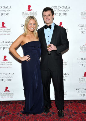 ted leonhardt in 6th Annual Gold Gala: An Evening for St. Jude - Part 1