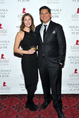 curtis parks in 6th Annual Gold Gala: An Evening for St. Jude - Part 1