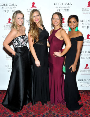 aris rodriguez in 6th Annual Gold Gala: An Evening for St. Jude - Part 1