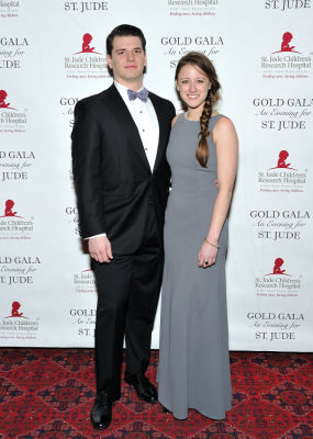 brittany schmelz in 6th Annual Gold Gala: An Evening for St. Jude - Part 1
