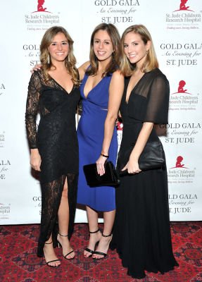 halley in 6th Annual Gold Gala: An Evening for St. Jude - Part 1