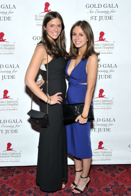emma hayes in 6th Annual Gold Gala: An Evening for St. Jude - Part 1