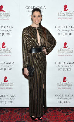 catherine gray in 6th Annual Gold Gala: An Evening for St. Jude - Part 1