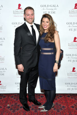 jonathan miller-meeks in 6th Annual Gold Gala: An Evening for St. Jude - Part 1