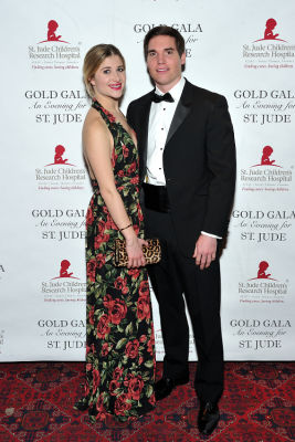 nicholas thorpe in 6th Annual Gold Gala: An Evening for St. Jude - Part 1