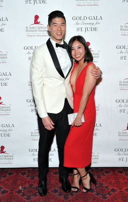 alexa kim in 6th Annual Gold Gala: An Evening for St. Jude - Part 1