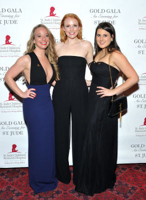alanna sutherland in 6th Annual Gold Gala: An Evening for St. Jude - Part 1