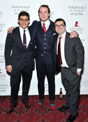 michael longo in 6th Annual Gold Gala: An Evening for St. Jude - Part 1