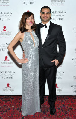 lauren maximovich in 6th Annual Gold Gala: An Evening for St. Jude - Part 1