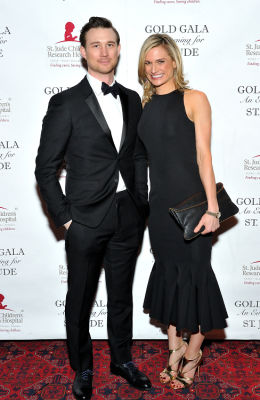 anne lloyd in 6th Annual Gold Gala: An Evening for St. Jude - Part 1