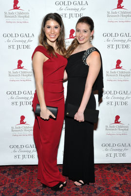 olivia matteis in 6th Annual Gold Gala: An Evening for St. Jude - Part 1