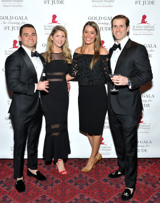 alden kean in 6th Annual Gold Gala: An Evening for St. Jude - Part 1