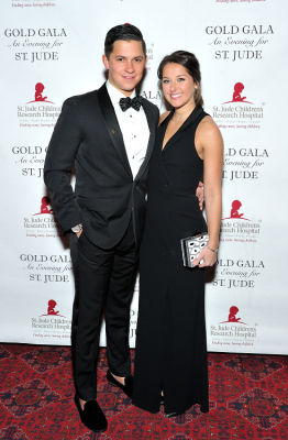 maxwell friess in 6th Annual Gold Gala: An Evening for St. Jude - Part 1