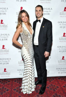 niels sommerfeld in 6th Annual Gold Gala: An Evening for St. Jude - Part 1