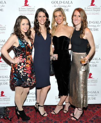 kate schlesinger in 6th Annual Gold Gala: An Evening for St. Jude - Part 1