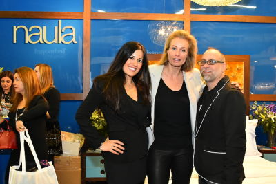 vera djonovic in Naula Design 10 Year Anniversary at the Architectural Digest Design Show VIP Cocktail Party