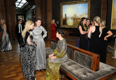 casey kohlberg in The Frick Collection Young Fellows Ball 2017